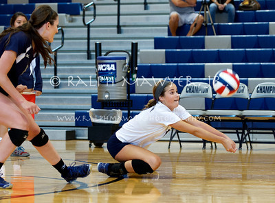 Volleyball - Boerne-Champion vs Churchill (JV) (2013)