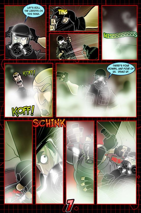 Rainbow Six 3 Page 7