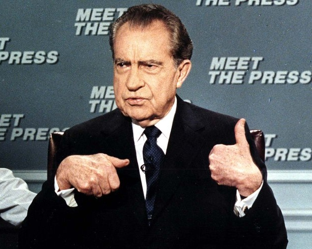 ". <p>6. (tie) RICHARD NIXON <p>Sure, he was a crook, but he looks better and better with each new failed administration. (2) <p><b><a href=\'http://www.nytimes.com/2013/08/22/us/politics/last-of-the-nixon-tapes-are-going-online.html\' target=""_blank\""> HUH?</a></b> <p>    (Jerome Delay/AFP/Getty Images)"