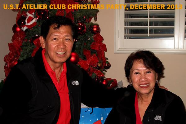UST 2013 CHRISTMAS GET-TOGETHER