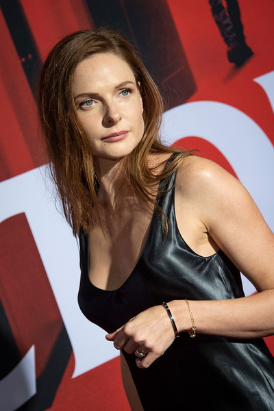 "LOS ANGELES, CALIFORNIA - OCTOBER 29: Rebecca Ferguson attends the premiere of Warner Bros Pictures' ""Doctor Sleep"" at Westwood Regency Theater on Tuesday October 29, 2019 in Los Angeles, California. (Photo by Tom Sorensen/Moovieboy Pictures,)"