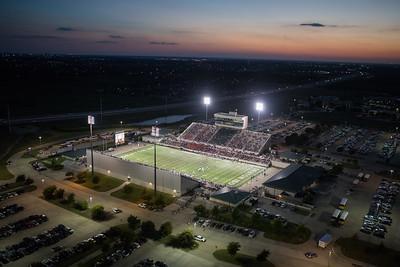 CH Collins Stadium