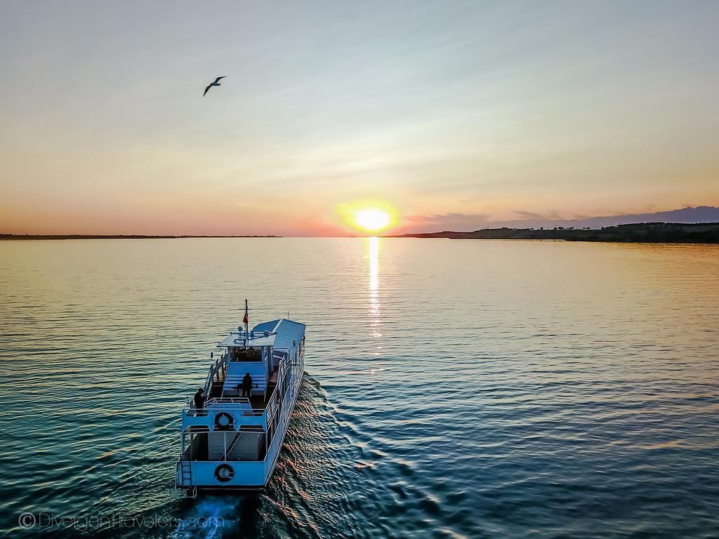 Kyrgyzstan Photos: Issyk Kul Sunset Cruise Karakol