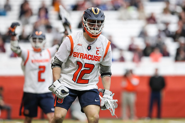 Army Black Knights v. Syracuse Orange (M) 2-23-20
