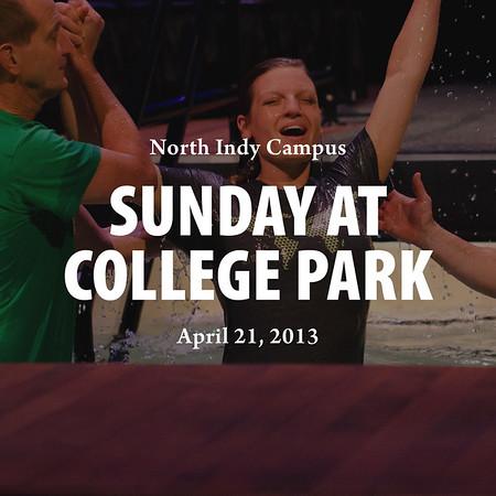 Sunday, April 21, 2013