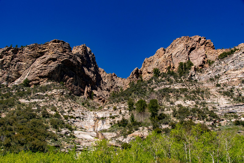 Peaks of the Ruby Mountains