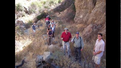 Valencia Hiking Crew - Third Year Anniversary