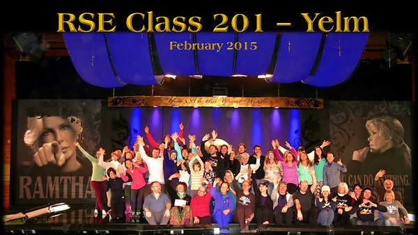 Class 201 - Yelm and Mexico February 2015