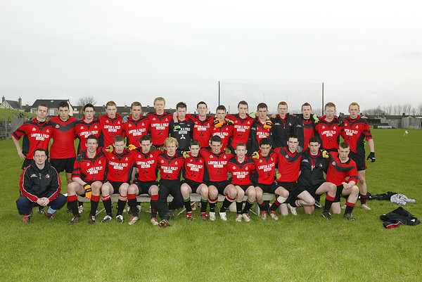 St Marys Boys GAA Final
