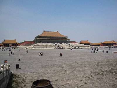 Beijing - Tiananmen Square and Forbidden City