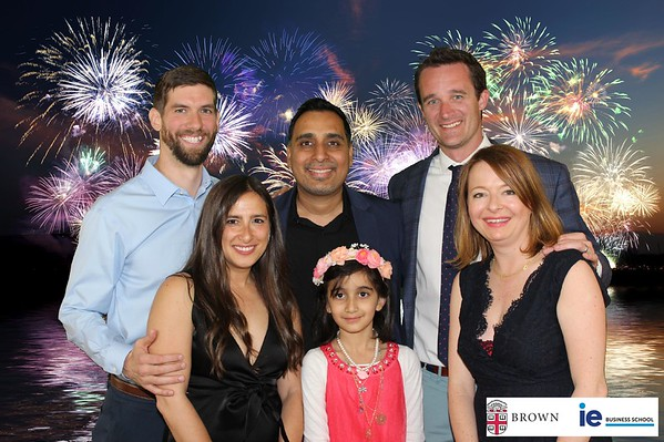 IE Brown EMBA Class of 2019 Graduation Party