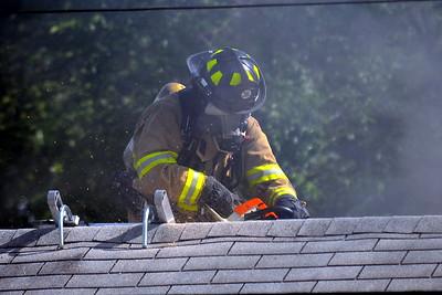 07-14-13 Three Rivers FD House Fire