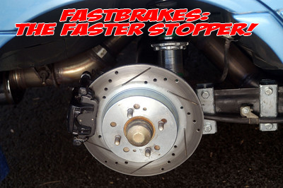 B14 Sentra rear disc brake upgrade