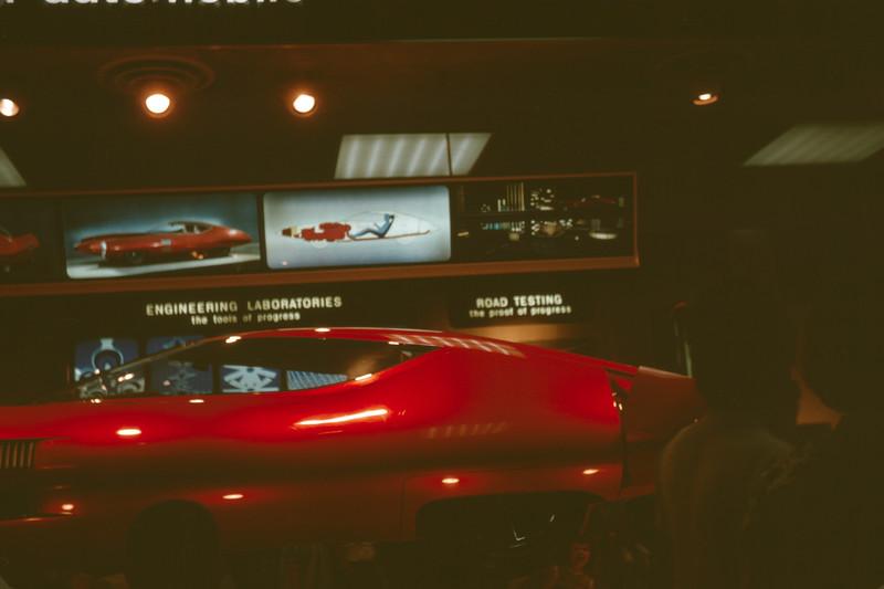 1965 - Worlds Fair - Car of the Future - Slide 65-1279.