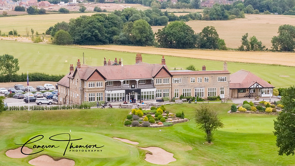 Lindrick Clubhouse