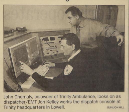 Trinity EMS 30th anniversary 040121