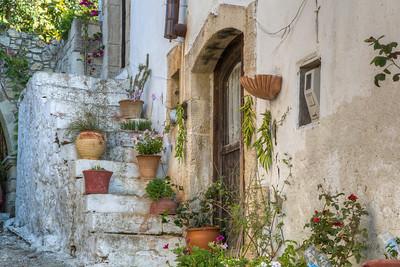 Crete villages