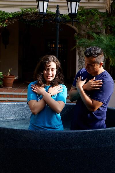 2018-12-23 Baptism