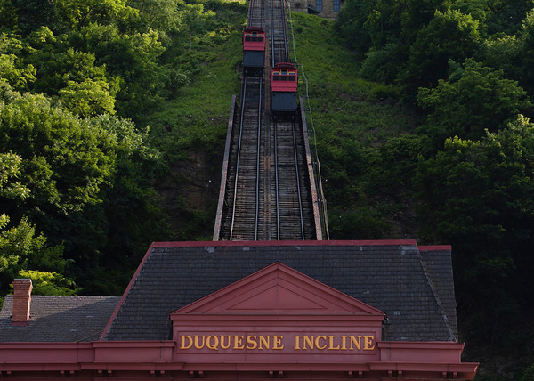 Pittsburgh Inclines