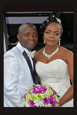 Nadia and Yeke's Wedding