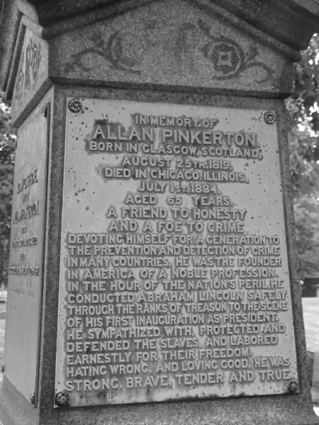 Allan Pinkerton (1819-1884)