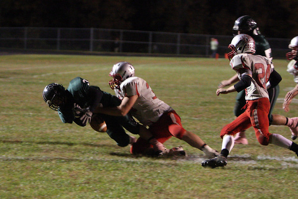 Varsity Football vs Bethel  10/14/11