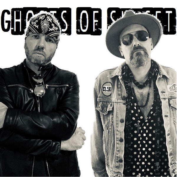 BAND OF THE WEEK ~ GHOSTS OF SUNSET