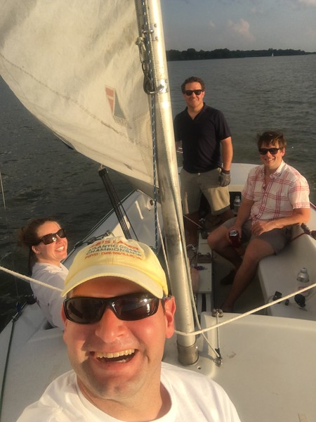 5/11 Sunset Concert Sail