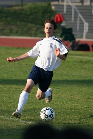 2005 W&L Boys Soccer v Jeb Stuart