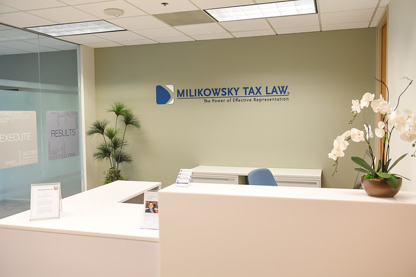 Milikowsky Tax Law