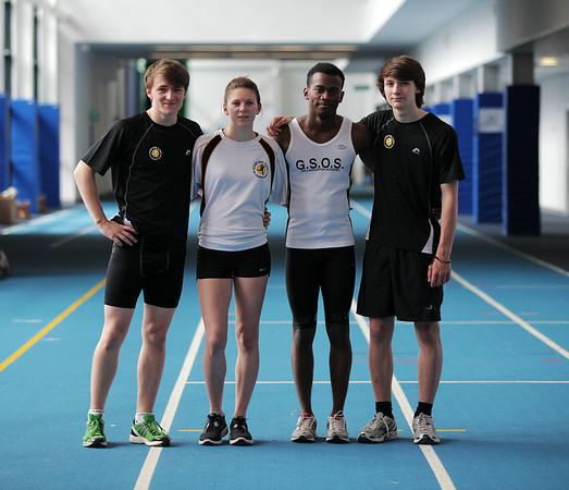 Athletics - School of Sport 11.6.12