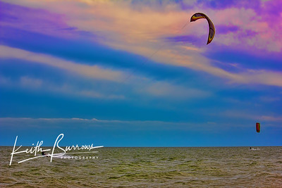 KITE SURFING_SANIBEL ISLAND