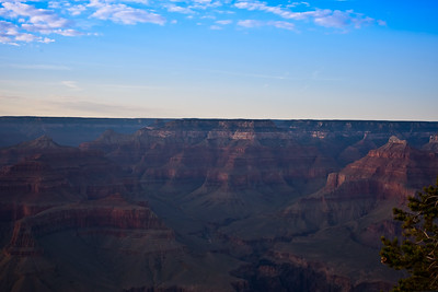 Grand Canyon from the top