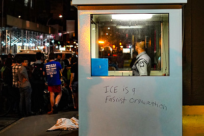6.23.18 - Occupy ICE  in New York