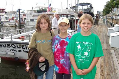 Potomac River Field Trip (29 Sep 2008)