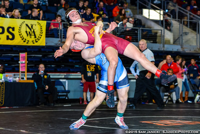 Round #6 Part 1 - Champ Quarters + Consolations - 2015 NCWA NCs