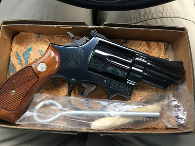 Smith and Wesson 19-3