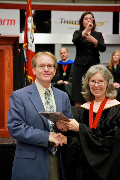 56th Annual Academic Awards Day Ceremony. Music Achievement Award: Roger Graeme Lowe