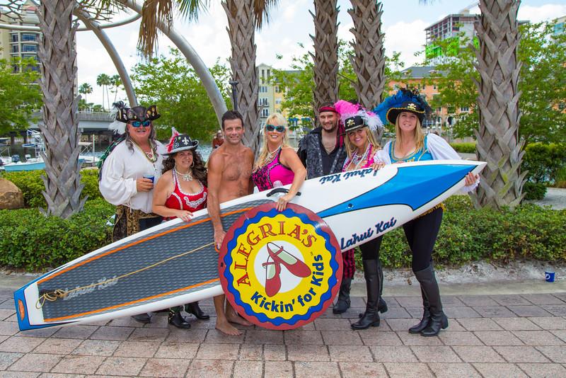 2016 Gasparilla Stand Up Paddle Board