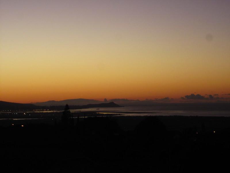 Hawaii - Sunset from Home-10.JPG