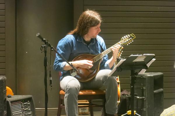 2013-11 Instrumentalist @ the Plaza- Jason Baily, mandolin