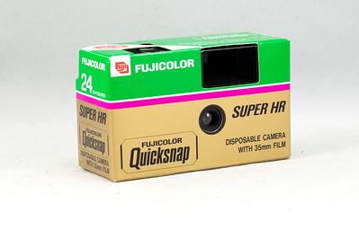 Fuji Quicksnap Disposable, 1990