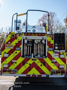 Oaklyn Fire Co. (Camden County NJ) New Ladder 18