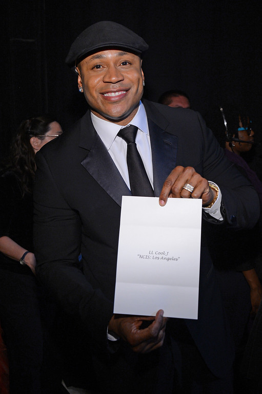 . LOS ANGELES, CA - FEBRUARY 01:  Actor LL Cool J attends the 44th NAACP Image Awards at The Shrine Auditorium on February 1, 2013 in Los Angeles, California.  (Photo by Mark Davis/Getty Images for NAACP Image Awards)