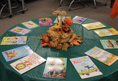 Harvest of Books at Norwood Park Elementary