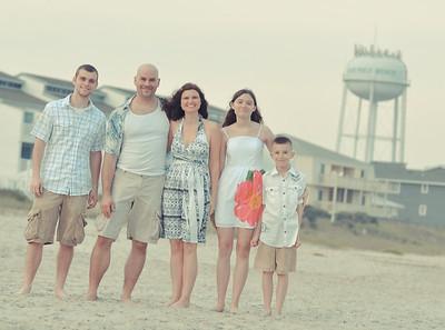 OCEANISLE Family portraits