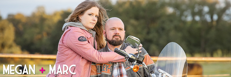 Megan + Marc