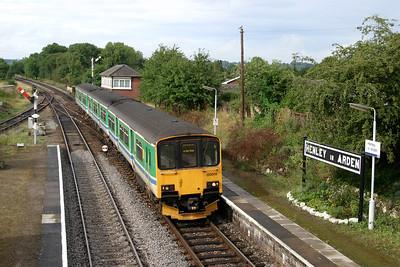 Birmingham to Stratford on Avon
