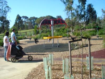 wombat bend playspace