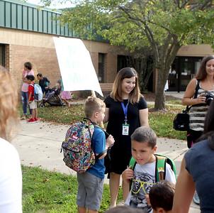 Batavia First Day of School